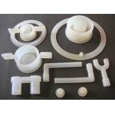Silicone Rubber Parts with hand grip